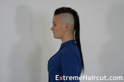 Extreme Hair Cut password